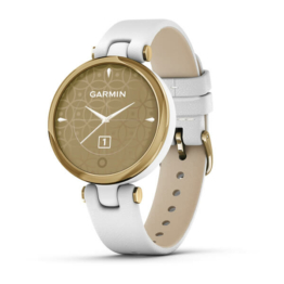 Garmin lily light gold main