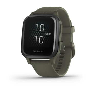 Garmin venu sq moss hero