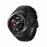 Honor watch gs pro charcoal black side