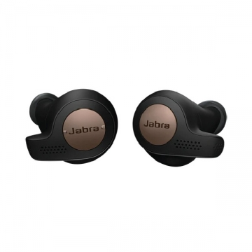 Jabra elite active 65t copper black hero