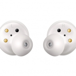 Samsung galaxy buds back white