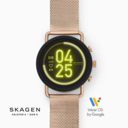 Skagen falster 3 rose tone hero