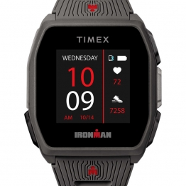 Timex ironman R300 gps gray front