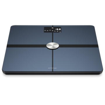 Withings body plus black highangle