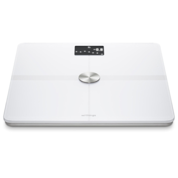 Withings body plus white highangle