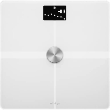Withings scale body plus white hero