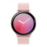 samsung galaxy watch active2 pink gold front